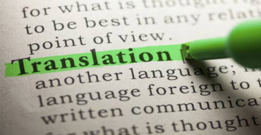 tradução livre e juramentada