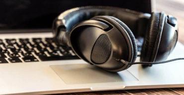 como funciona transcrição de áudio